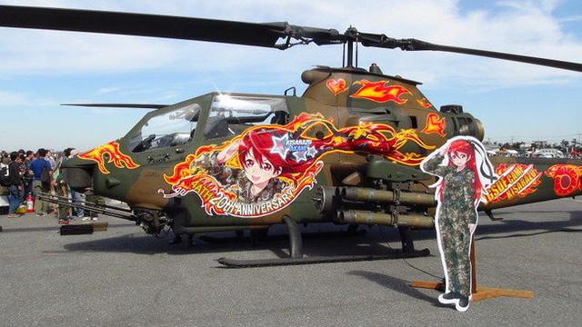 Anime Tentara Jepang