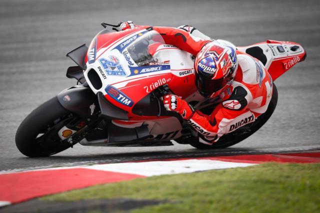 Casey Stoner dan Stefan Bradl Tes MotoGP Sepang