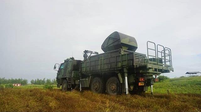 Uji Senjata Berat TNI Astros 2 MK 6 -1